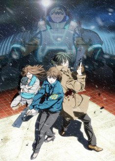 Psycho Pass : Sinners of the System Case.1 Tsumi to Bachi