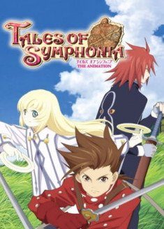 Tales of Symphonia The Animation : Sylvarant-hen